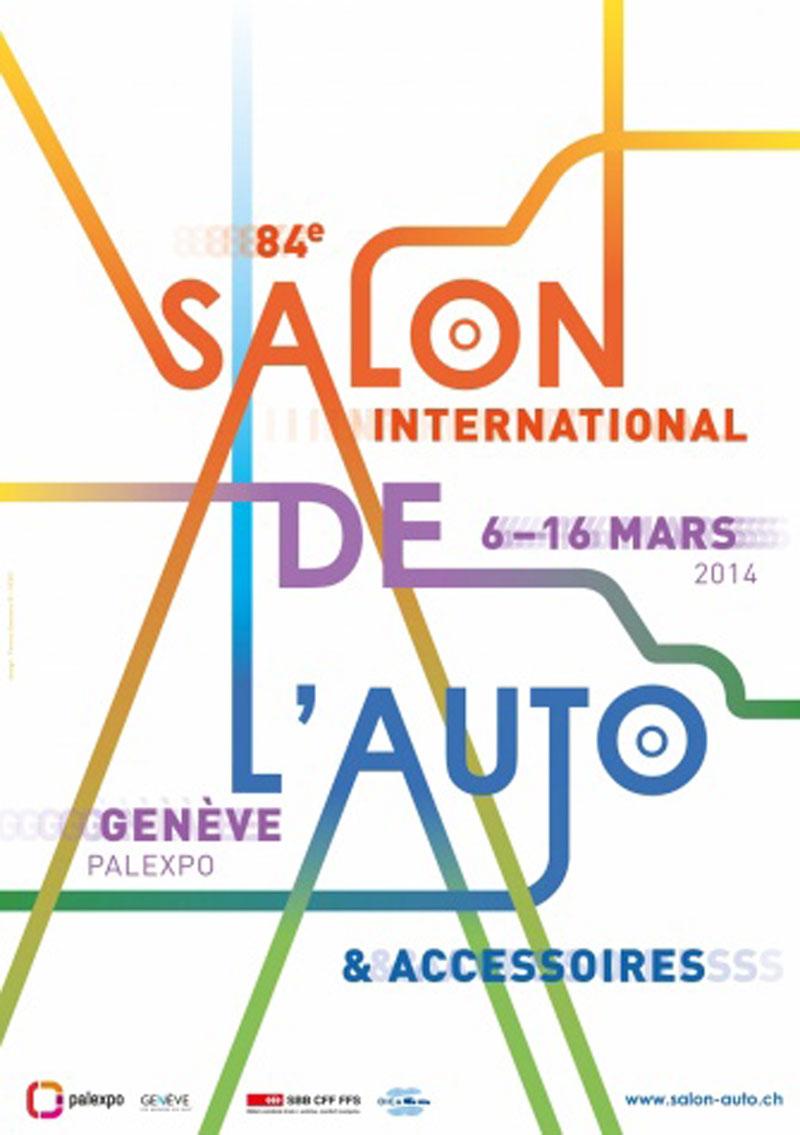Foto Cartel Salon Ginebra 2014 Salones Salon-ginebra-2014