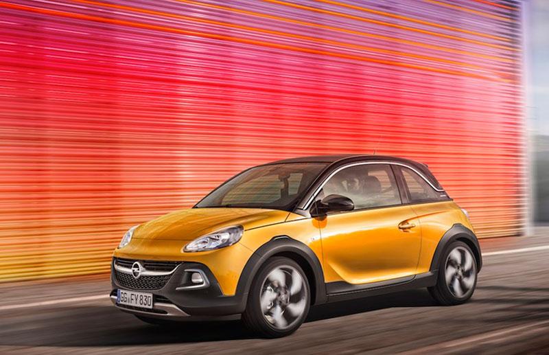 Foto Opel Adam Rocks Salones Salon Ginebra 2014