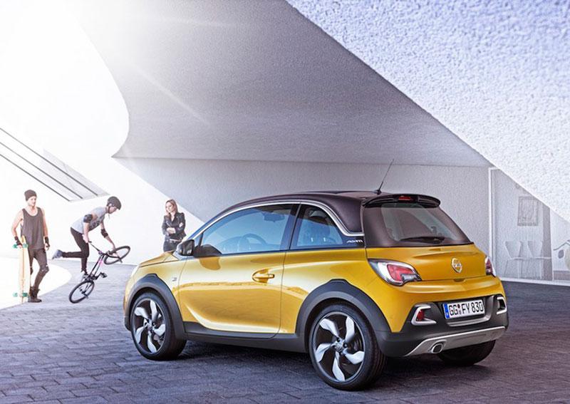 Foto Opel Adam Salones Salon Ginebra 2014