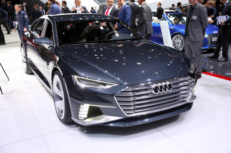 Foto Audi Prologue Salones Salon Ginebra 2015