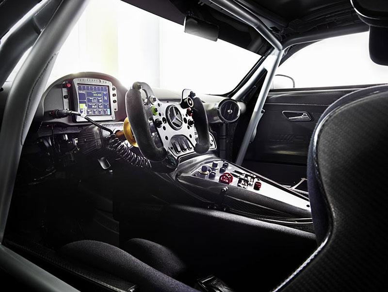 Mercedes Benz AMG GT3 2015