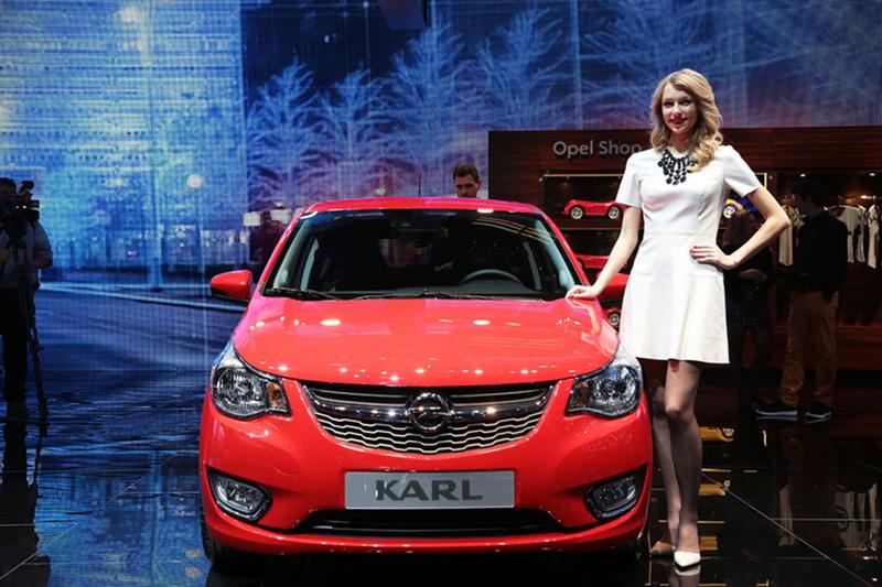 Foto Opel Karl Salones Salon-ginebra-2015
