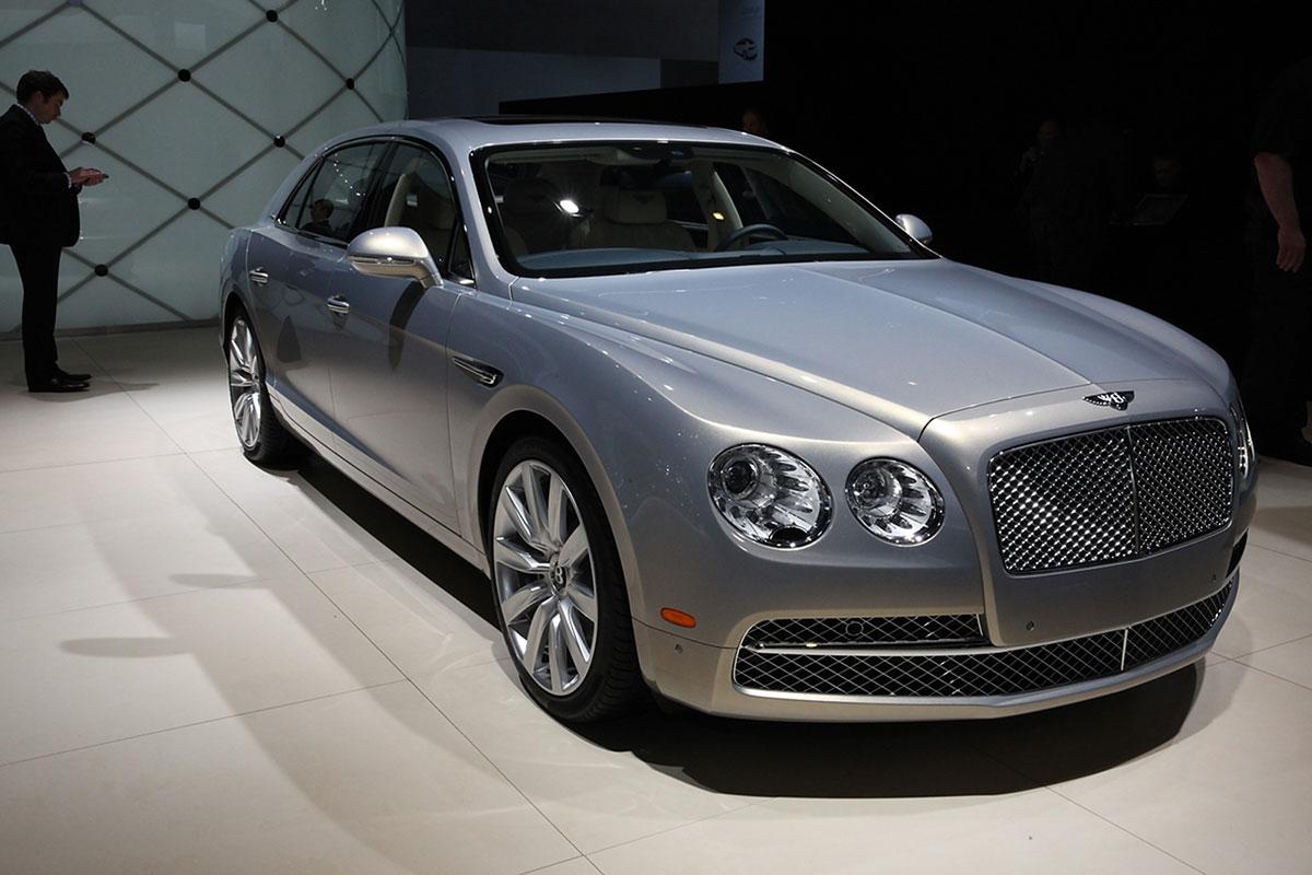 Stand de Bentley