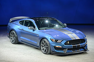 Foto Ford Shelby 350r Salones Salon-naias-2015