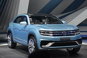 Foto Volkswagen Cross Coupe Gte Delantera Salones Salon-naias-2015