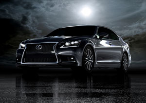 Foto Lexus Ls 2013 Salones Salon-paris-2012