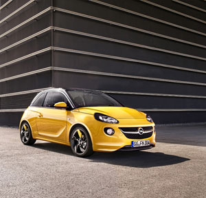 Foto Opel Adam Salones Salon-paris-2012
