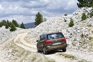 Foto Exteriores  (17) Seat Alhambra Monovolumen 2011