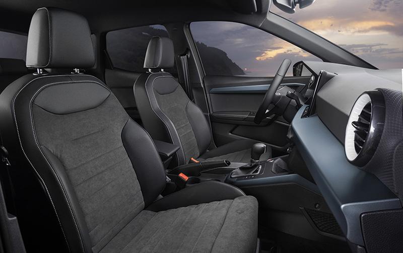 Foto Interiores Seat Arona Suv Todocamino 2021