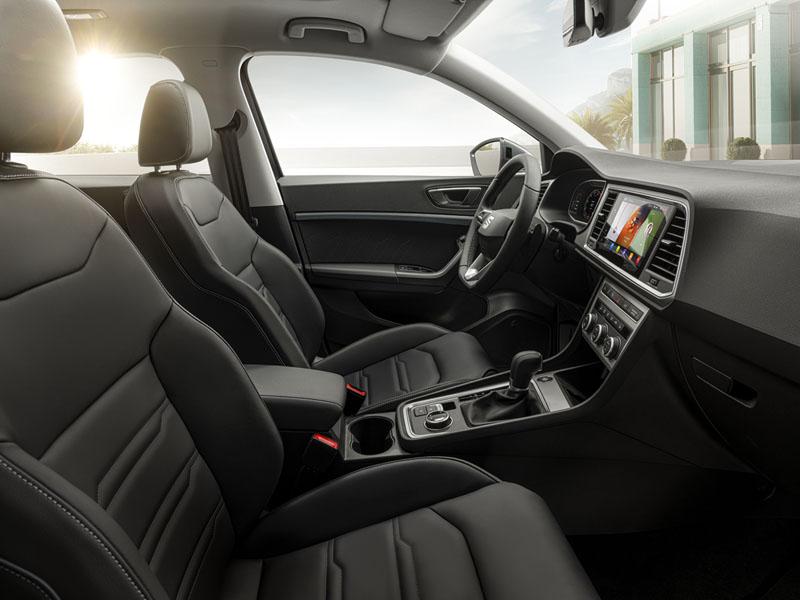 Foto Interior Seat Ateca Suv Todocamino 2020