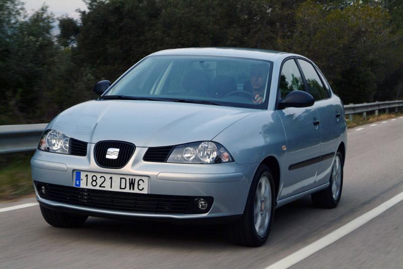 Foto Delantero Seat Cordoba Sedan 2009