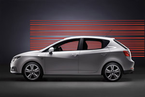 SEAT Ibiza ST 1,2 TDI CR 75 CV (familiar) modelo 2010