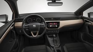 Foto Interiores Seat Ibiza Dos Volumenes 2017