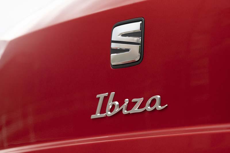 Foto Detalles Seat Ibiza Dos Volumenes .2021