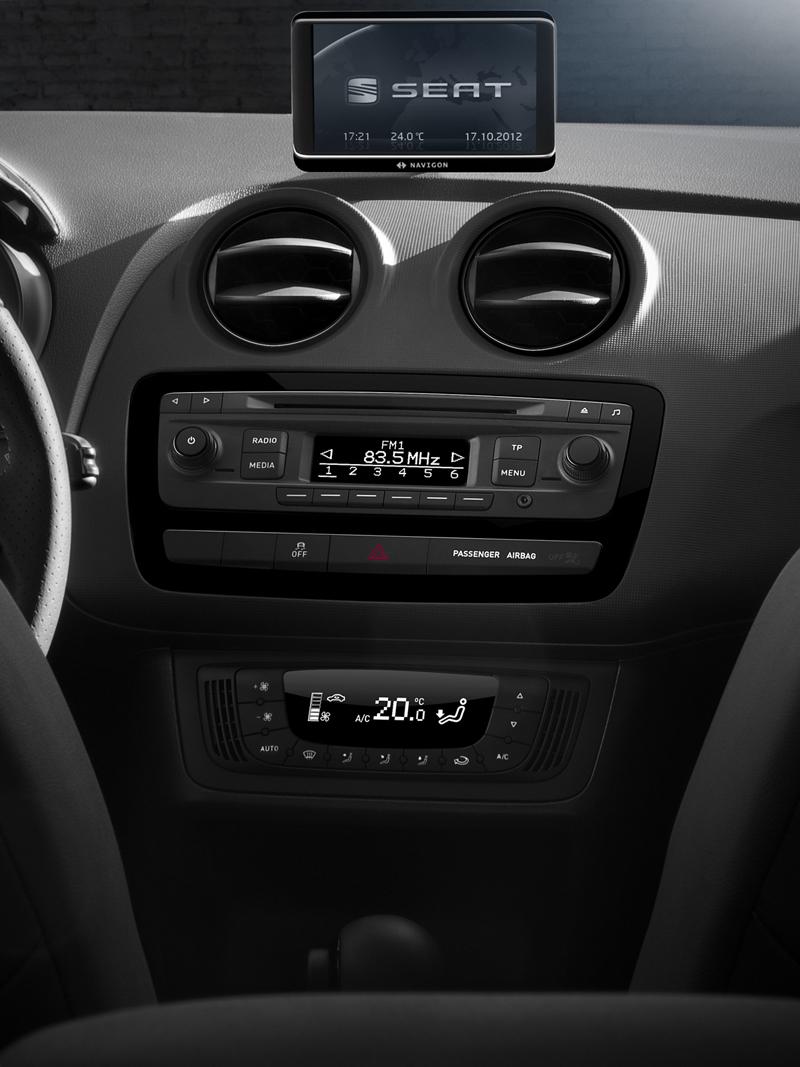 Foto Interiores Seat Ibiza Cupra Dos Volumenes 2012