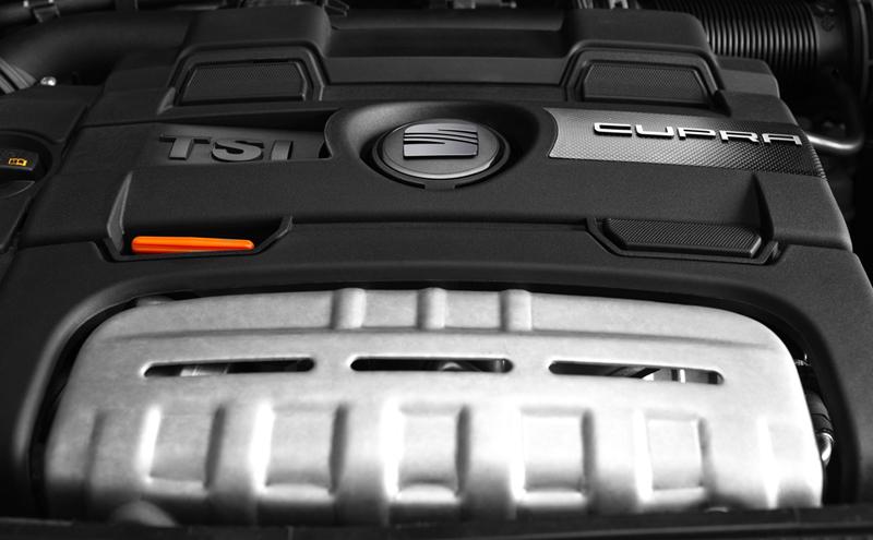 Foto Tecnicas Seat Ibiza Cupra Dos Volumenes 2013