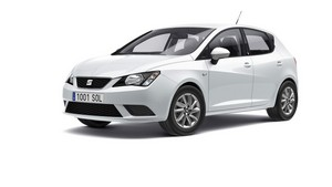 Foto Delantera Seat Ibiza-full-connect Dos Volumenes 2017