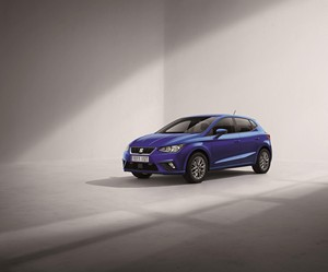 Foto Delantera Seat Ibiza-full-connect Dos Volumenes 2018