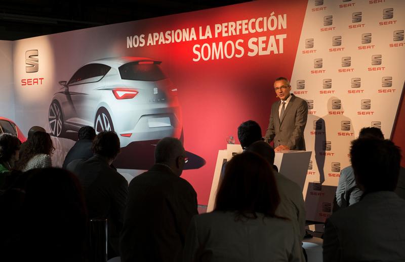 Foto Exteriores Seat Leon Dos Volumenes 2012