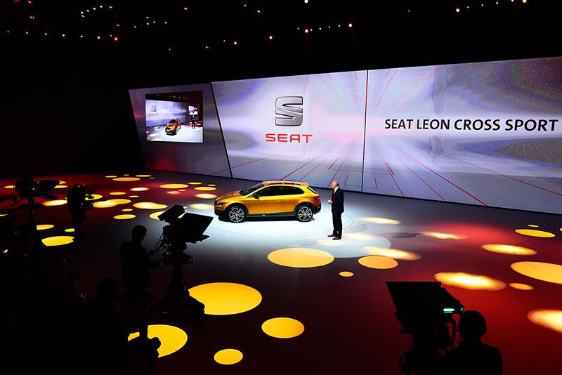 Foto Exteriores Seat Leon Cross Sport Suv Todocamino 2015