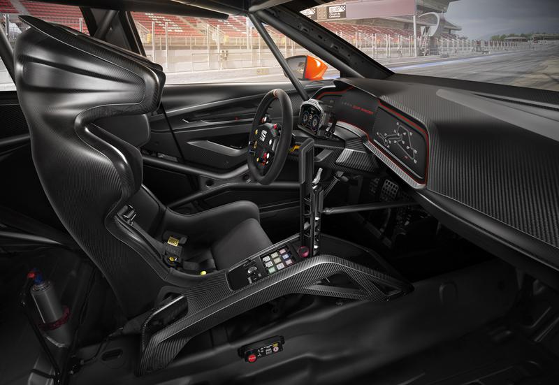 Foto Interiores Seat Leon Cup Racer Dos Volumenes 2013