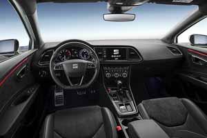 Foto Interiores (1) Seat Leon-cupra Dos Volumenes 2017