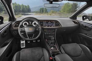Foto Interiores (1) Seat Leon-cupra-r Dos Volumenes 2018
