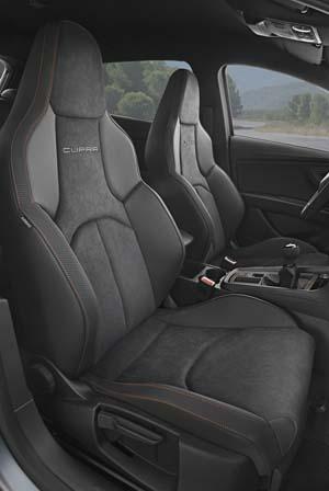 Foto Interiores (3) Seat Leon-cupra-r Dos Volumenes 2018