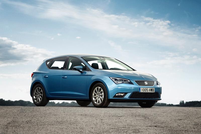 Foto Perfil Seat Leon Ecomotive Dos Volumenes 2014