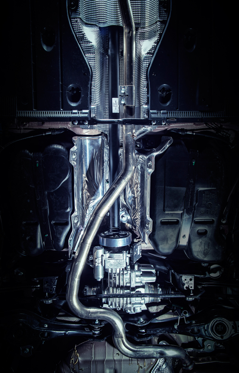 Foto Tecnicas Seat Leon St 4drive Familiar 2014