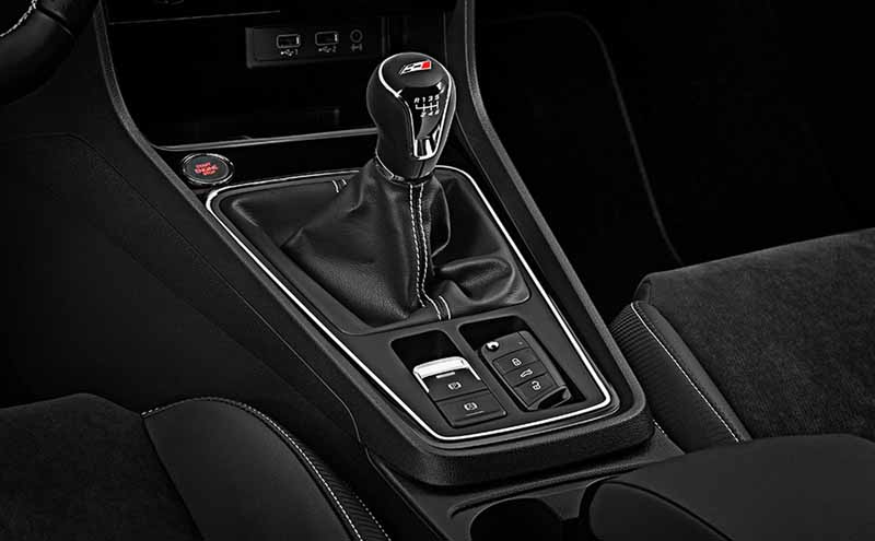 Foto Interiores Seat Leon St Cupra Familiar 2017