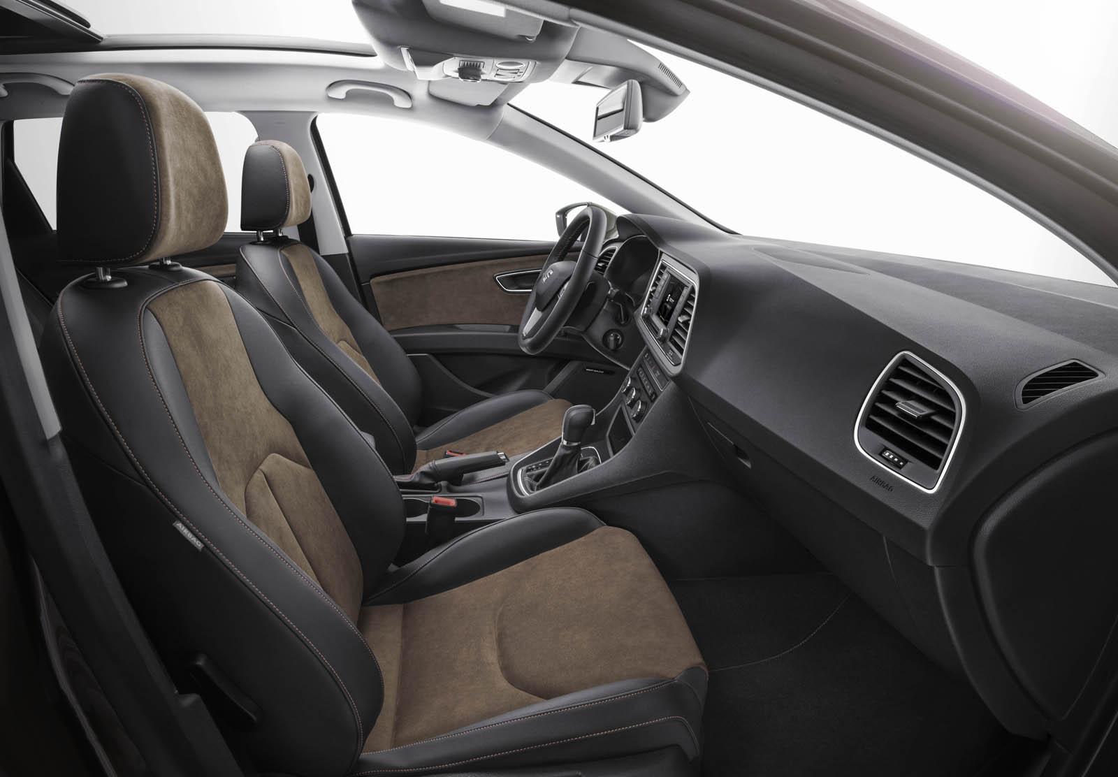 Foto interior seat leon xperience suv todocamino 2014 for Interior seat leon