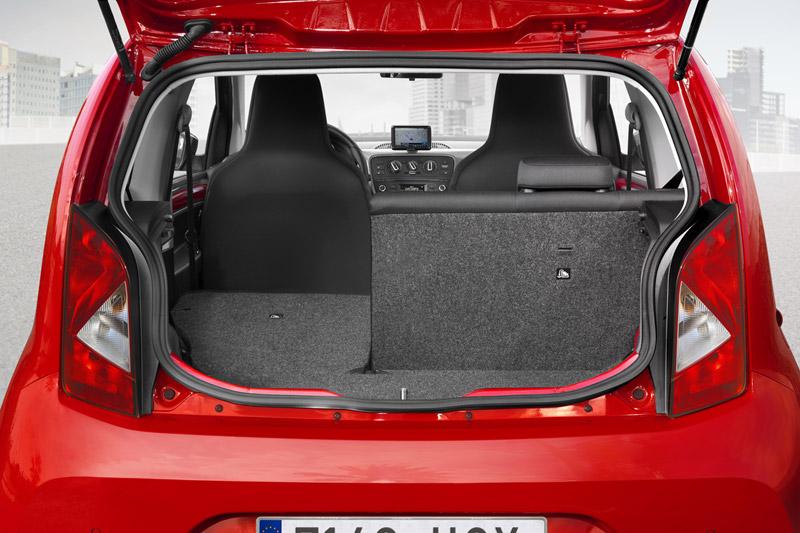 Foto Interiores Seat Mii Dos Volumenes 2011