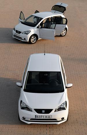 Foto Exteriores (14) Seat Mii-5-puertas Dos Volumenes 2012