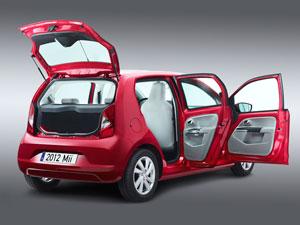 Foto Exteriores (3) Seat Mii-5-puertas Dos Volumenes 2012