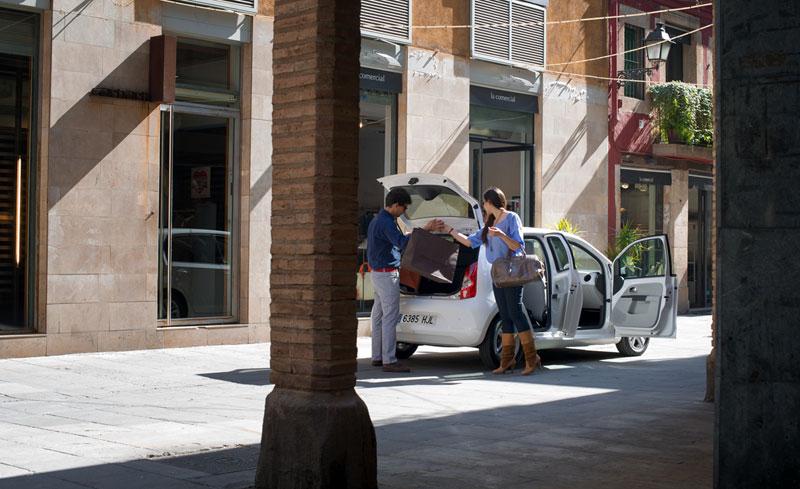 Foto Exteriores Seat Mii 5 Puertas Dos Volumenes 2012