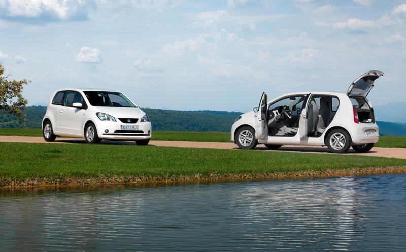 ¿Qué coche automático, pequeño y alto comprar?