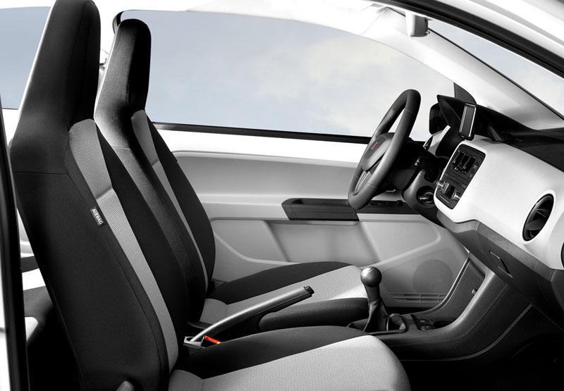 Foto Interiores Seat Mii 5 Puertas Dos Volumenes 2012
