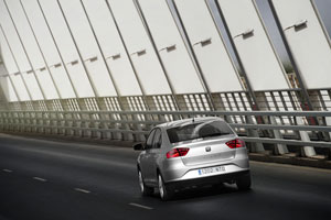 SEAT Toledo; análisis plazas delanteras