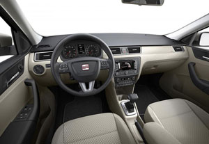 Foto Salpicadero Seat Toledo Sedan 2012
