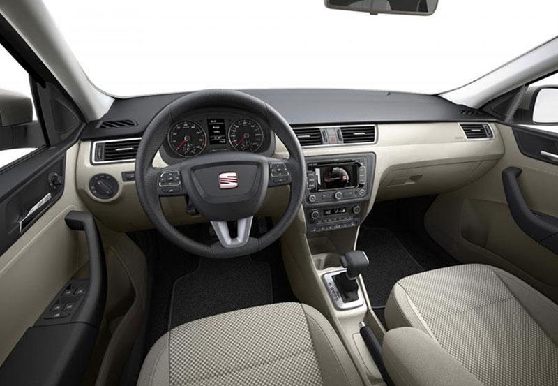 SEAT Toledo; análisis asientos delanteros