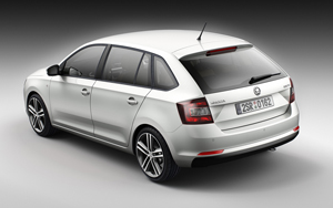 Foto skoda rapid-spaceback 2013