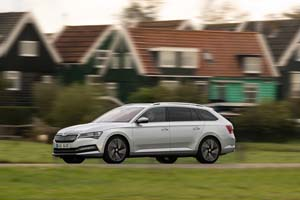 Foto Exteriores (5) Skoda Superb-combi-iv Familiar 2020