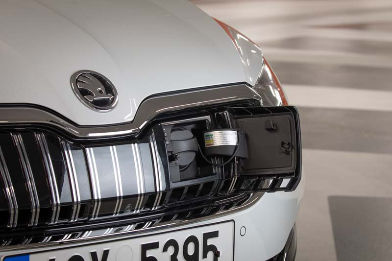 Foto Detalles Skoda Superb Combi Iv Familiar 2020