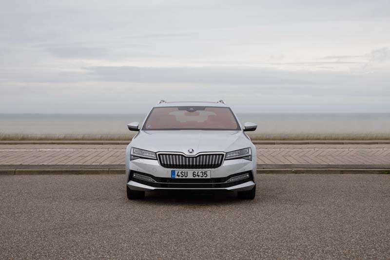 Foto Exteriores Skoda Superb Combi Iv Familiar 2020