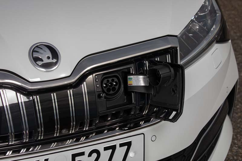 Foto Detalles Skoda Superb Iv Sedan 2020