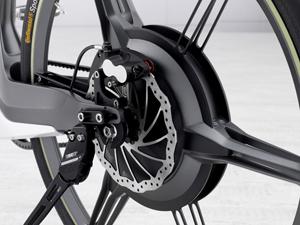 Foto Detalles Smart E-bike Bicicleta 2010