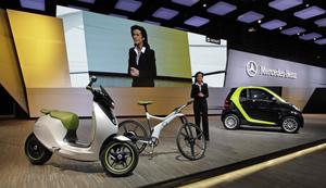 Foto Exteriores-(2) Smart E-bike Bicicleta 2010