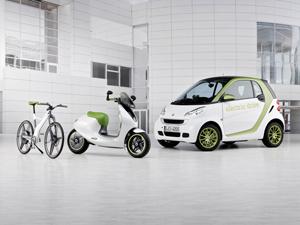 Foto Exteriores Smart E-bike Bicicleta 2010