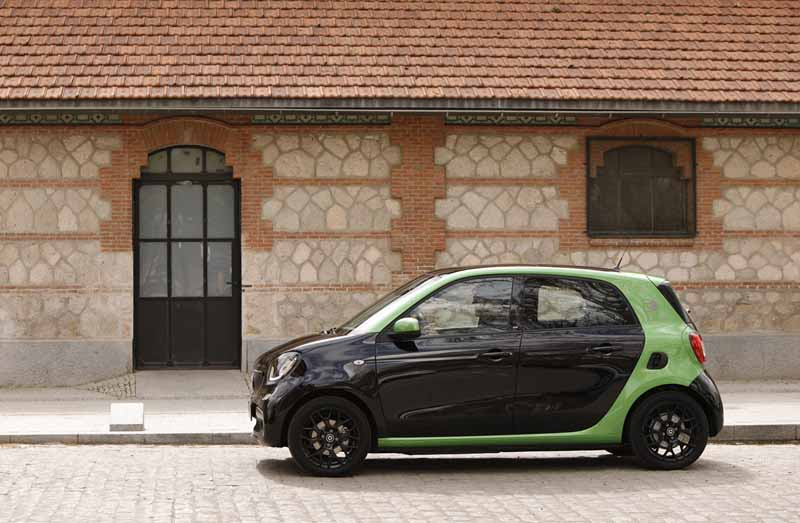 Smart Electricdrive en Matadero